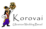 Korovai Ukrainian Wedding Bread - Na Zdorovya